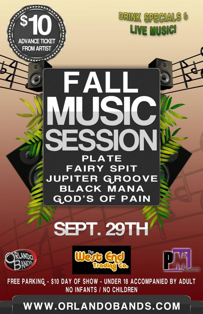 Fall Music 092917
